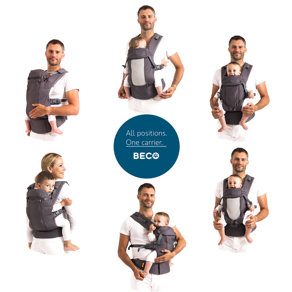 Beco 8 Baby Carrier