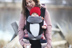 Beco 8 Baby Carrier - Black