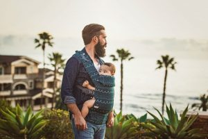 Beco Gemini Baby Carrier - Ahoy