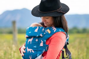 Beco Gemini Baby Carrier - Forrest Critters