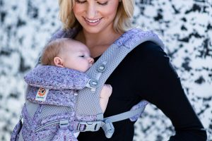 Ergobaby Carrier Pink Digicam Omni 360