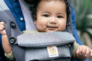 Ergobaby Carrier Classic Weave Omni 360