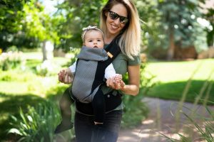 Beco Gemini Cool Baby Carrier - Black