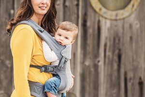 Beco Gemini Cool Baby Carrier - Grey