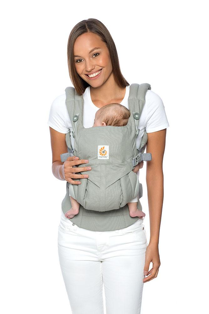 Ergobaby Carrier Omni 360 Front Carry - Facing Parent ~0+ months