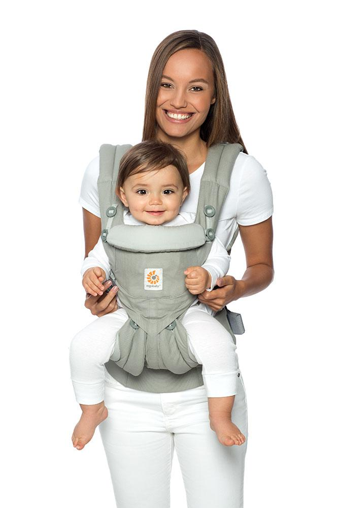 Ergobaby Carrier Omni 360 Front Carry - Facing Out ~5+ Months