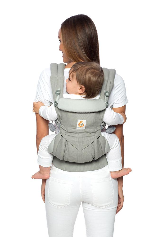 Ergobaby Carrier Omni 360 Back Carry ~6+ months