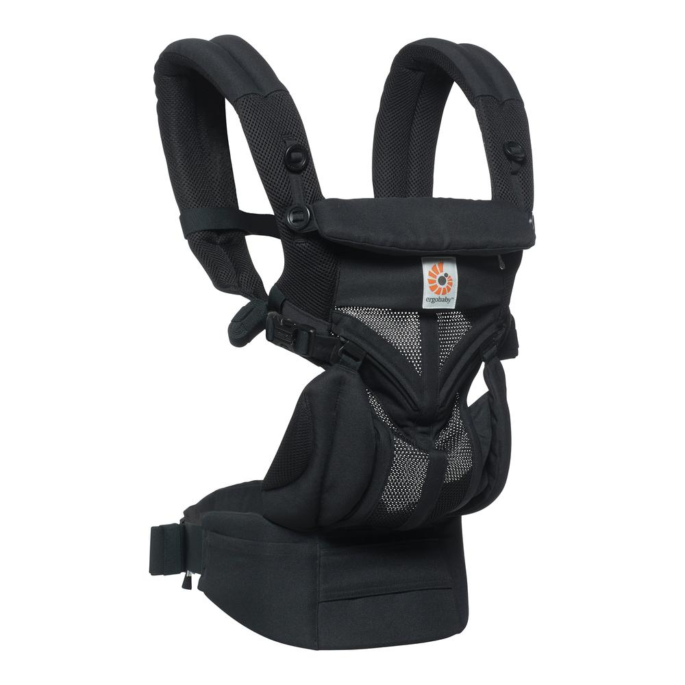 Ergobaby Carrier Onyx Black Omni 360