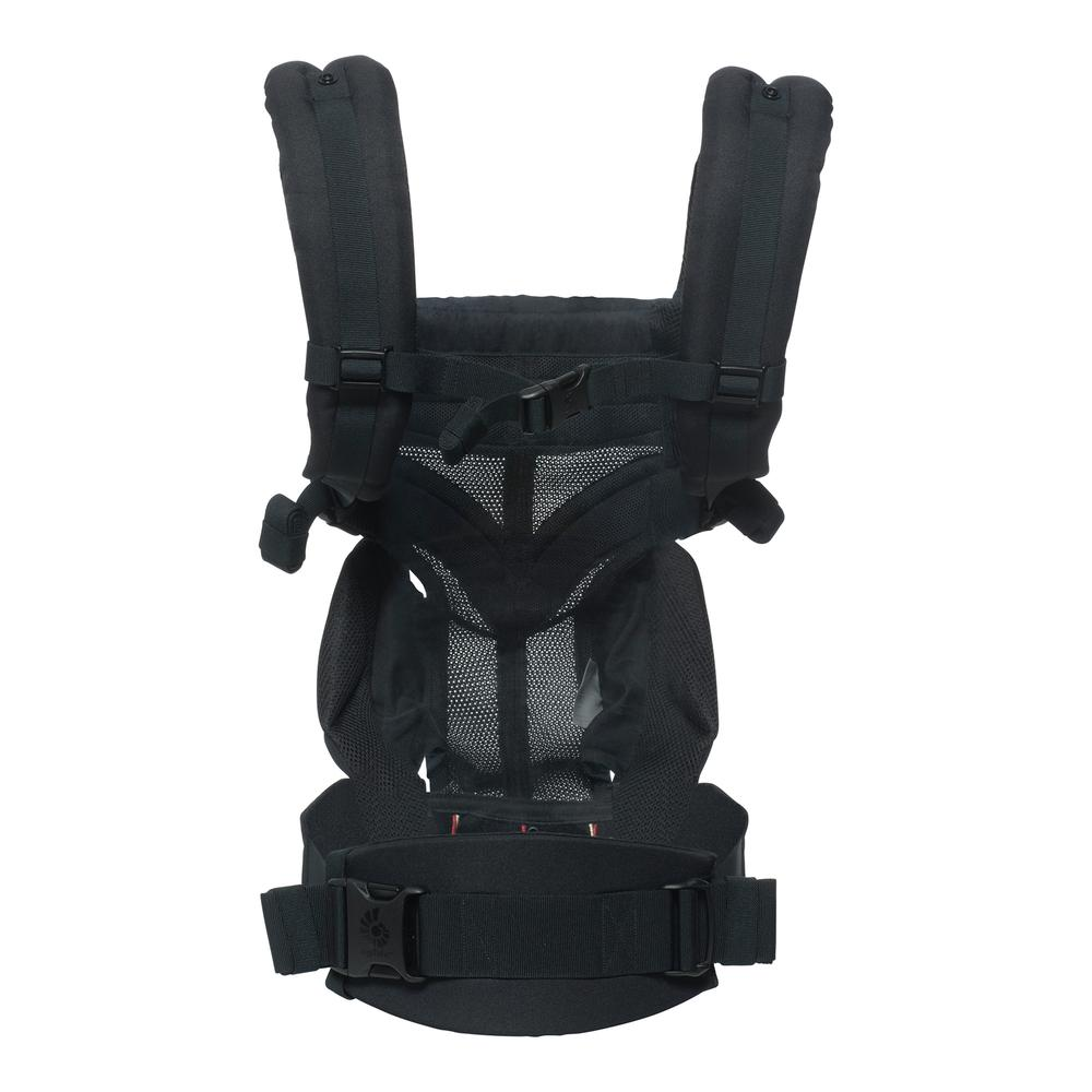 Ergobaby Carrier Onyx Black Back Omni 360