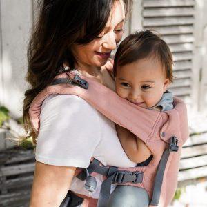 Beco Gemini Linen Baby Carrier