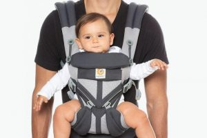 Ergobaby Carrier Carbon Grey Omni 360